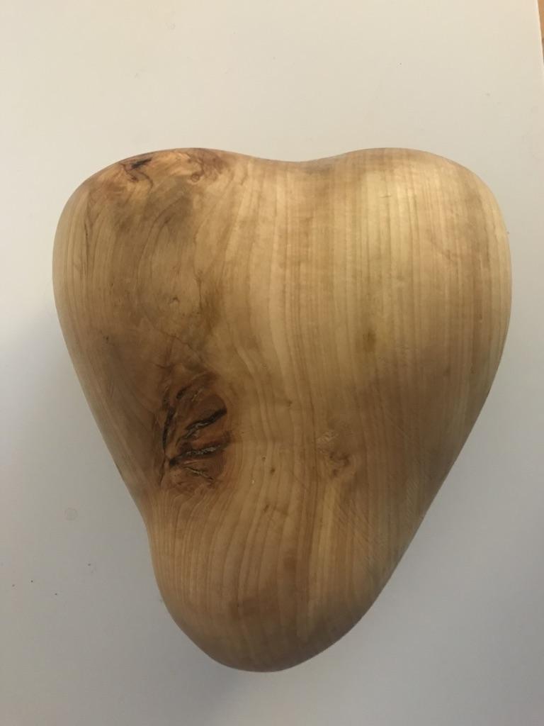 Holzobjekt No 1